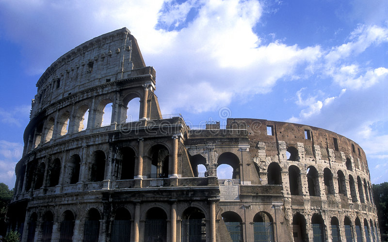Download The Colosseum, Rome stock image. Image of building, architecture - 1014849
