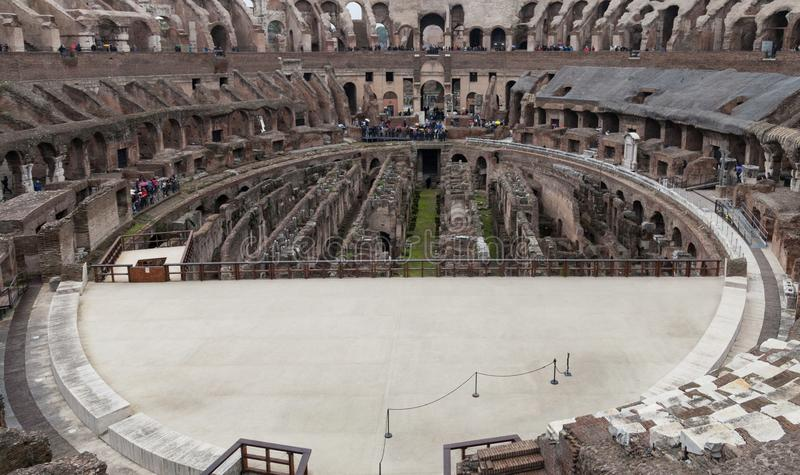 colosseum rome стоковое изображение rf