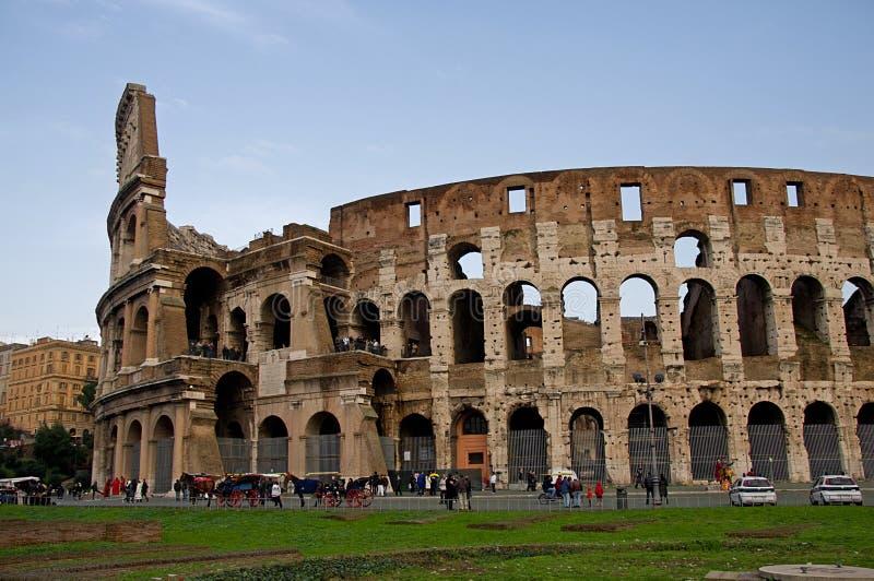colosseum rome стоковая фотография