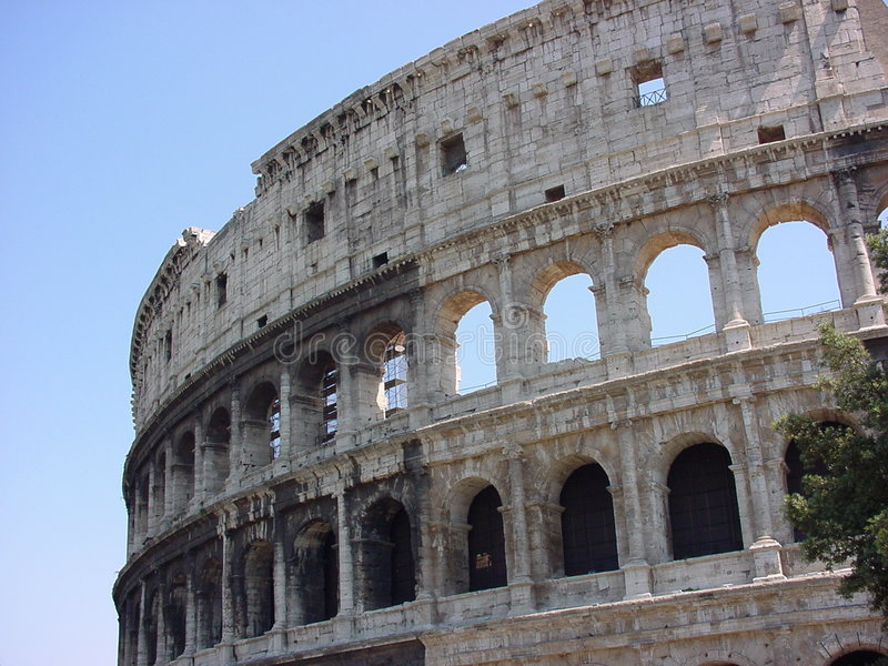 Download Colosseum Rome stock image. Image of stone, temple, colliseum - 37847