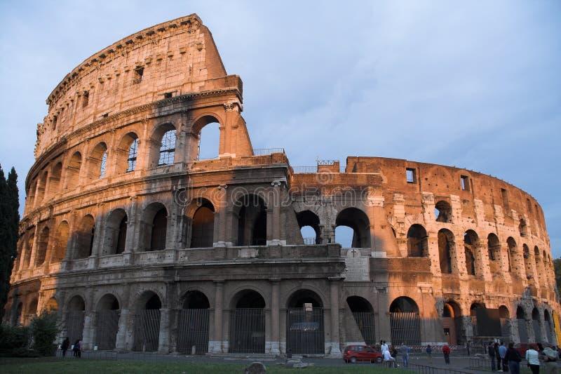 Colosseum - Rome stock afbeeldingen