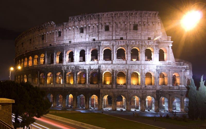 Colosseum - Rome royalty-vrije stock afbeelding