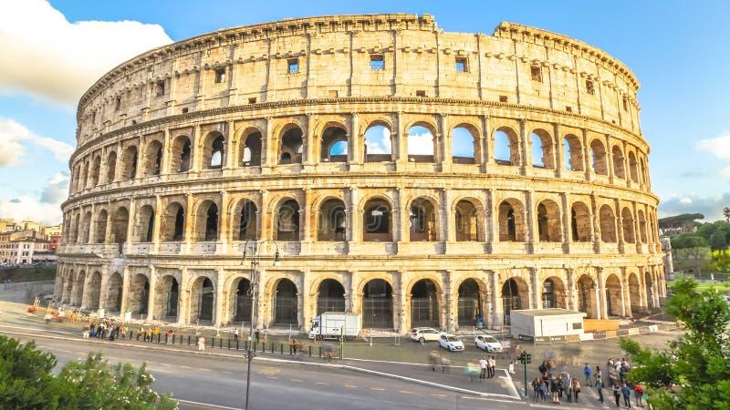 Colosseum Rome Italie photo libre de droits