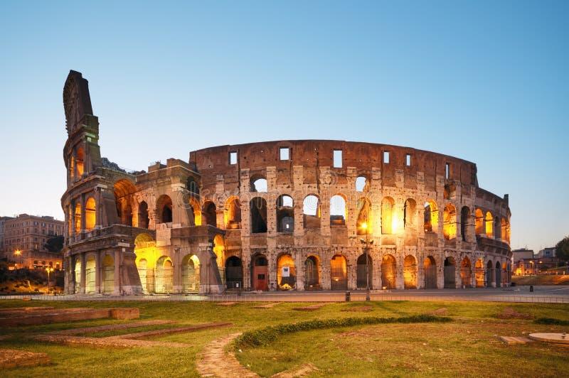 Download Colosseum, Rome - Italie image stock. Image du capital - 45372385