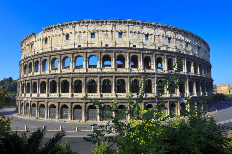 Download The Colosseum In Rome, Italy Royalty Free Stock Photography - Image: 16837987