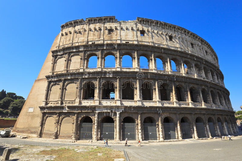 Download The Colosseum In Rome, Italy Stock Photo - Image: 17105300