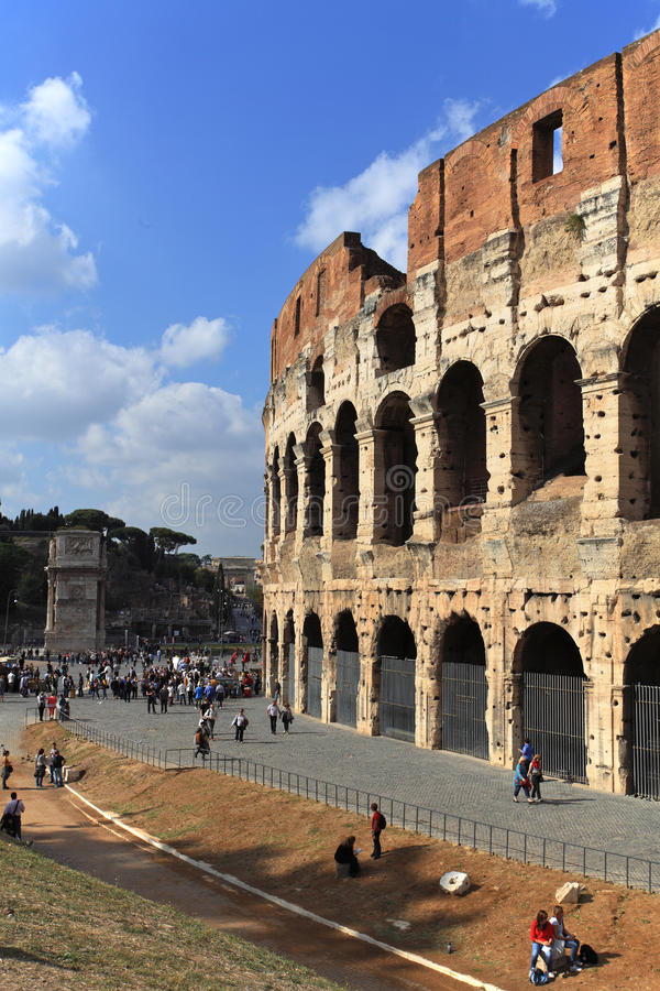 Download Colosseum,Rome, Italy editorial image. Image of architecture - 21795515