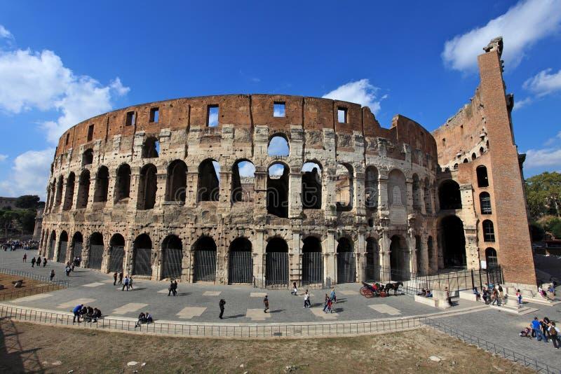 Colosseum,Rome, Italy stock photo