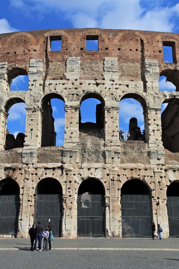 Colosseum,Rome, Italy royalty free stock photos