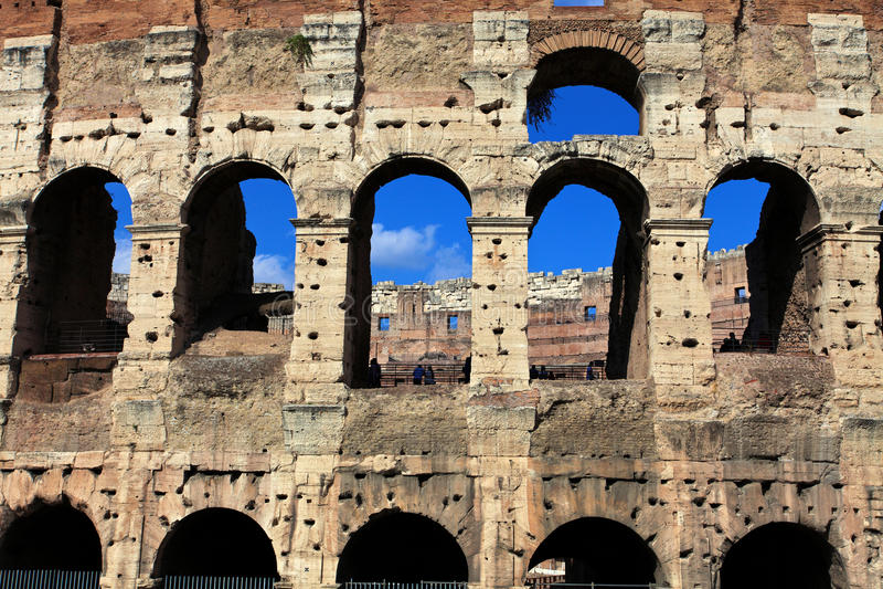 Colosseum,Rome,Italy stock photo
