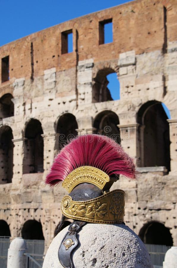 Colosseum, Rome Italy. Ancient Colosseum in Rome, Italy stock photos