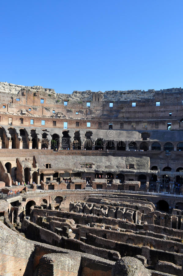 Colosseum, Rome Italy Royalty Free Stock Photos