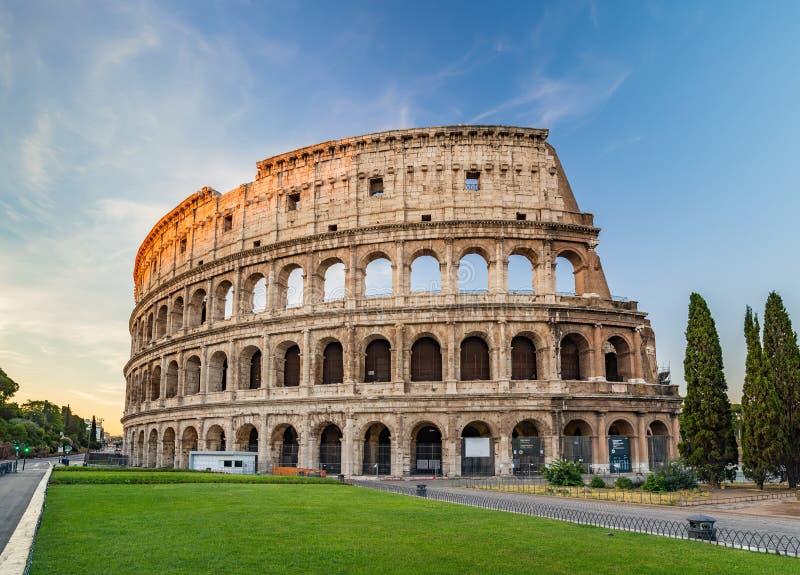 Colosseum - Rome - Italy royalty free stock photo