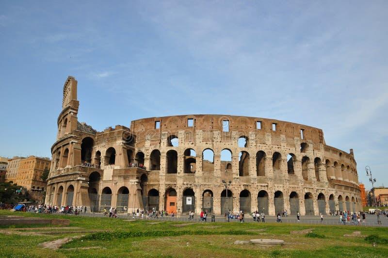 Colosseum Rome Italy royalty free stock photo