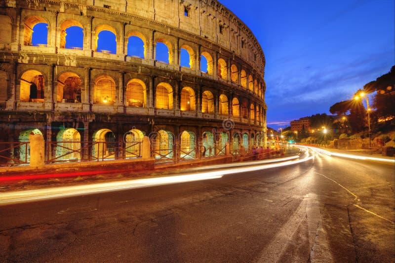 Colosseum Rome stock photo