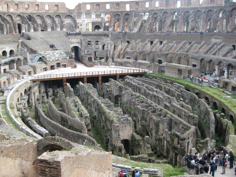 colosseum-ruins stock photos