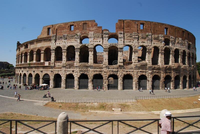 Colosseum, Colosseum, Rzym, Colosseum, amphitheatre, historyczny miejsce, antyczna rzymska architektura, punkt zwrotny fotografia stock