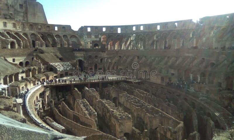 Colosseum, Colosseum, Rzym, Colosseum, historyczny miejsce, amphitheatre, punkt zwrotny, antyczny Rome zdjęcie stock