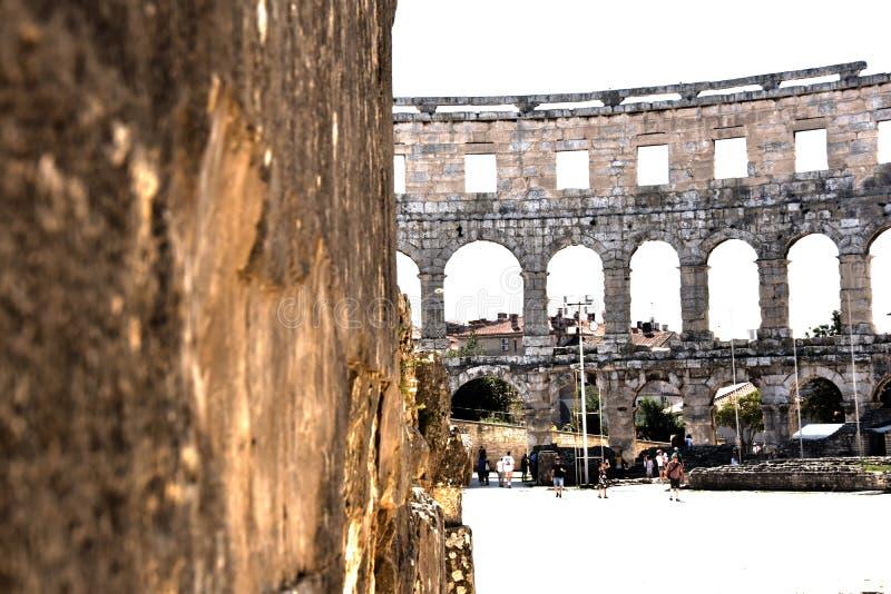 Colosseum un photos libres de droits