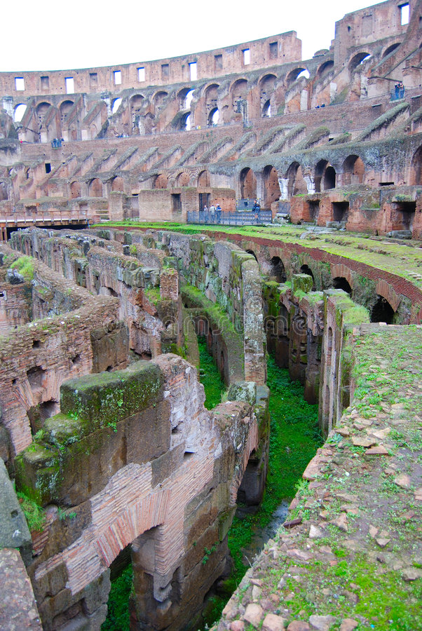 Colosseum vertical fotos de stock