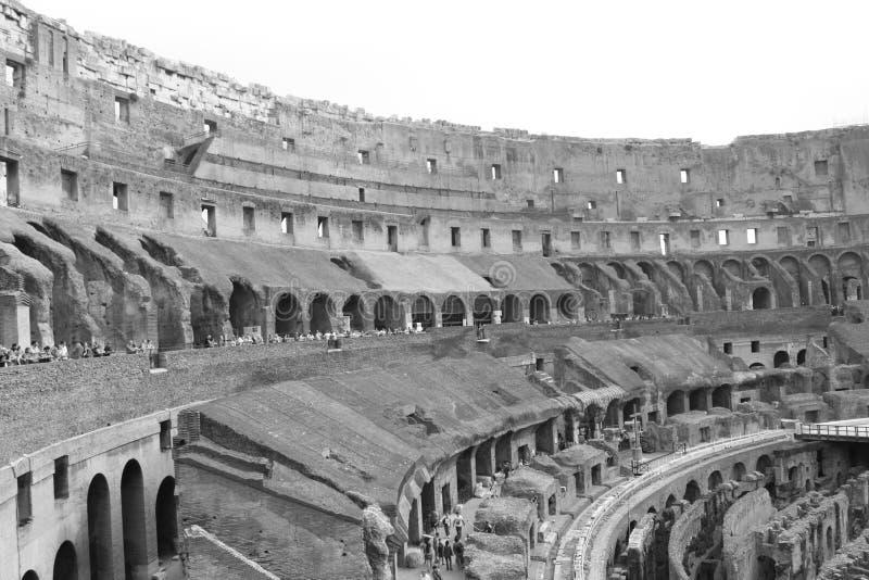 Colosseum, Włochy obraz stock
