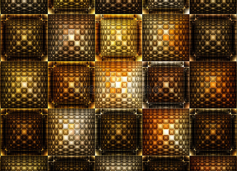 Colour abstract art background. royalty free stock photos