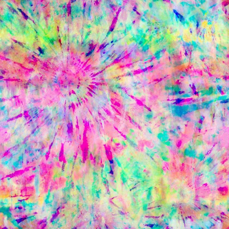 Free Colour Burst Abstract Tie Dye Print Stock Image - 192061311