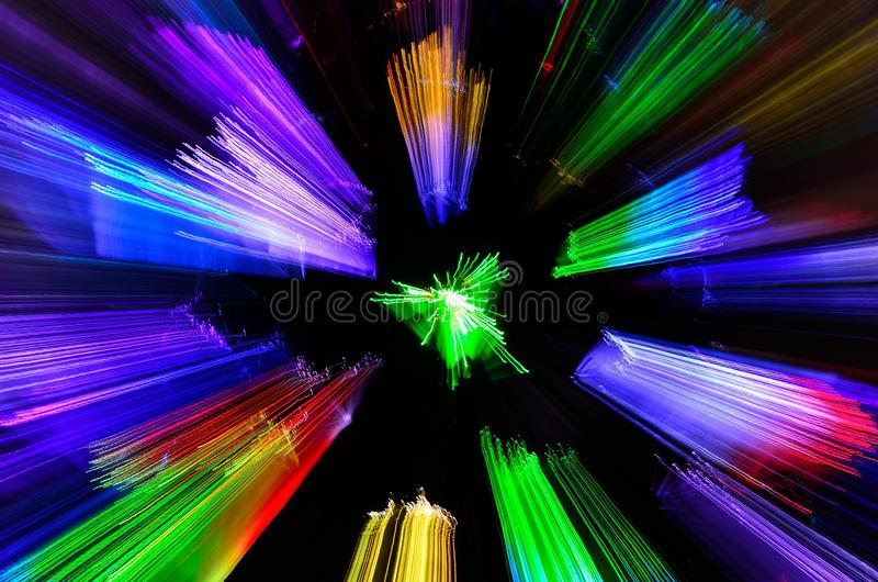 Colour Burst stock photo