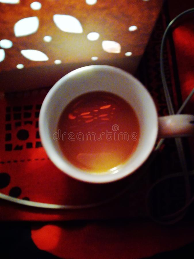 colour & coffee royalty free stock photos