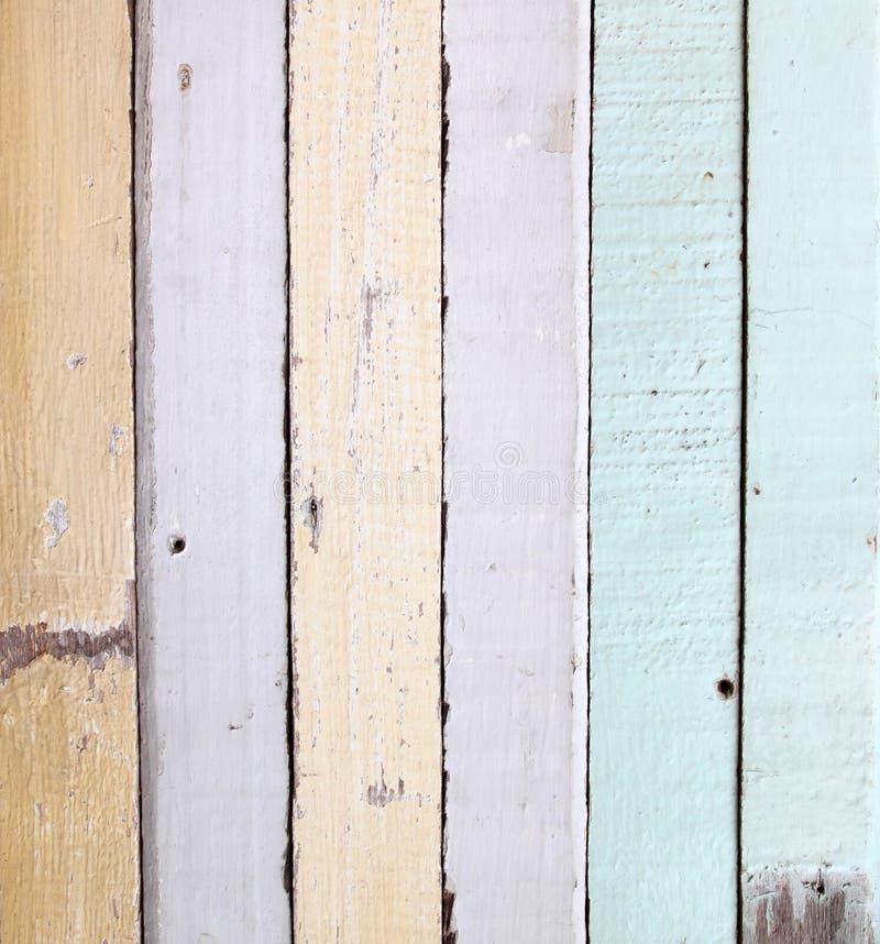 colour drewniany stary ścienny obrazy stock