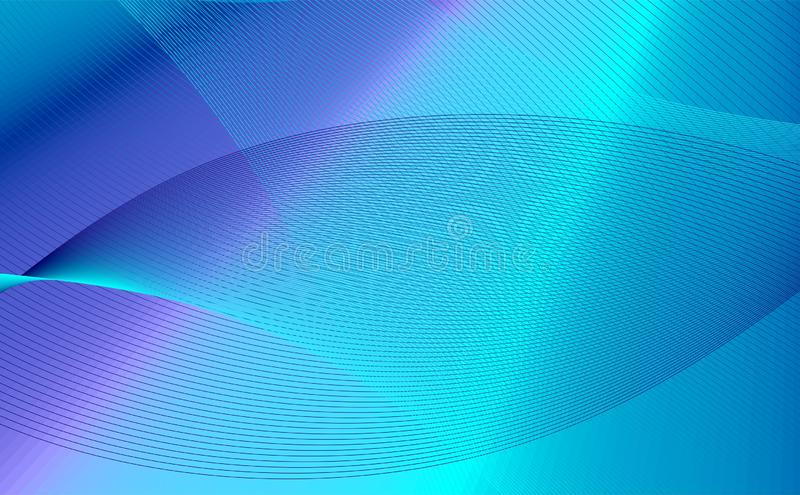 Colour full Abstract Background for your Design work. Background of circles with different colours lining vector illustration