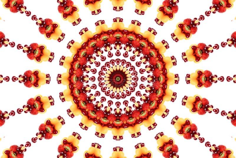 colour kalejdoskopu wzór zdjęcie royalty free