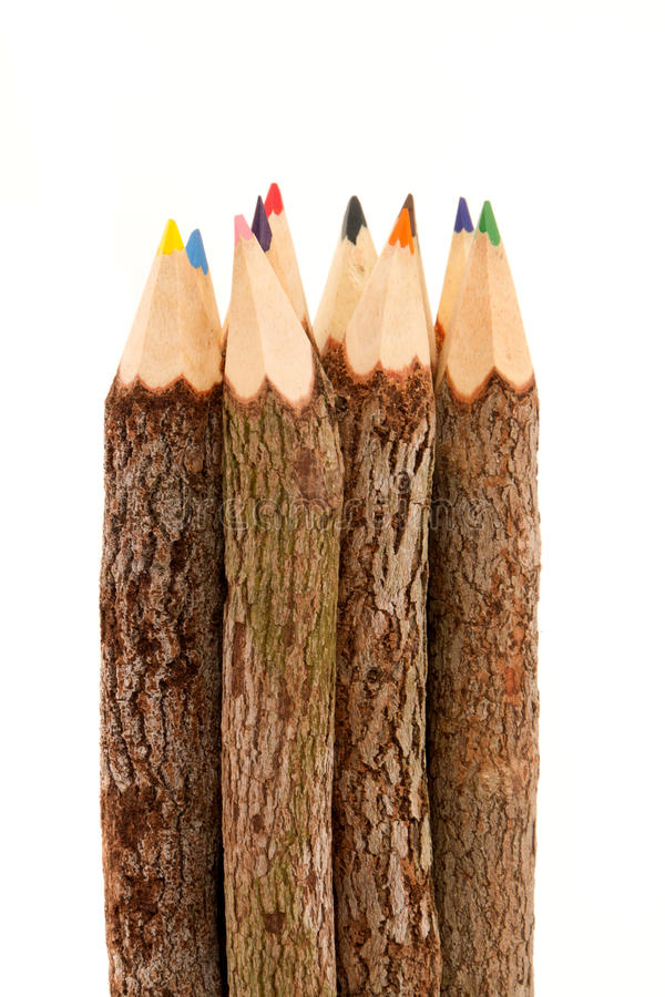 Download Colour pencils stock photo. Image of craft, variation - 22835932