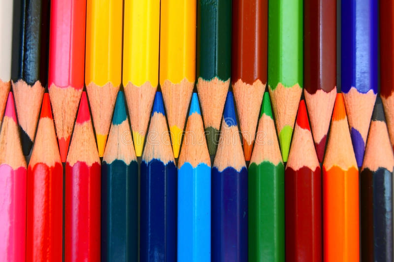 Download Colour Pencils. Stock Photos - Image: 23481653