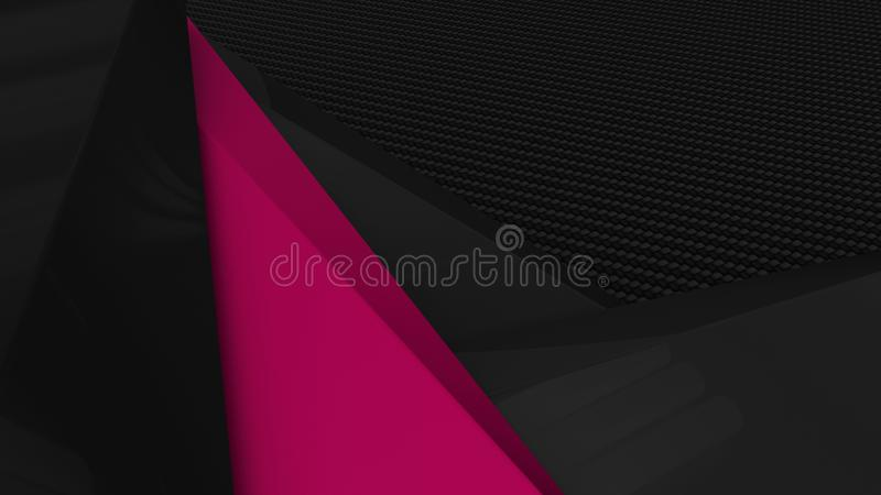 Colour prezentaci akcentuacyjny korporacyjny tło ilustracji