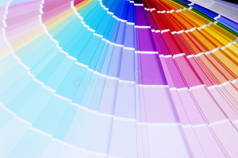 Download Colour scale stock image. Image of color, digital, brown - 7788289