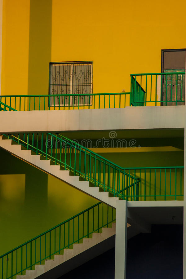 Colour wall stock image. Image of office, town, modern - 56837955