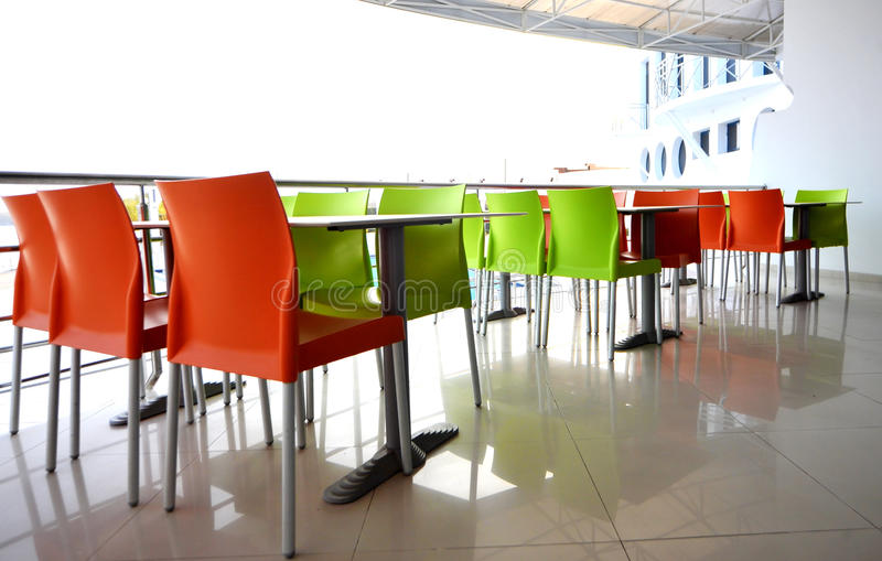 Download Coloured Chairs Royalty Free Stock Images - Image: 22103489