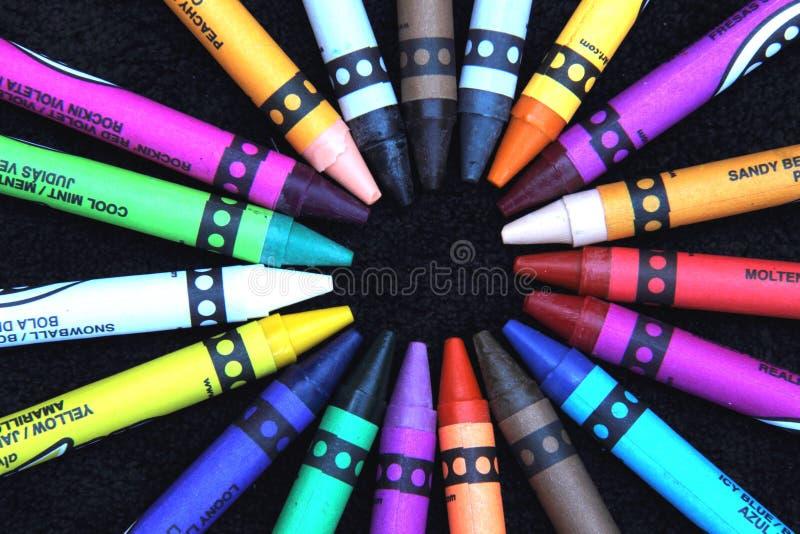 Download Coloured crayons 库存图片. 图片 包括有 桦木, 双翼飞机, browne, 圈子, 蜡笔 - 59103467