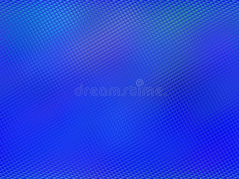 Coloured metallic scales pattern , dramatic lighting vector illustration