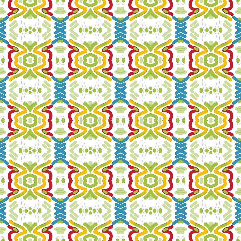 Backgrounds and patterns stock illustration