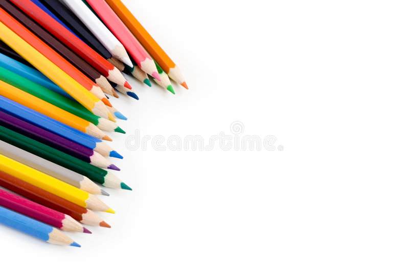 Download Coloured Pencils Royalty Free Stock Images - Image: 2312849