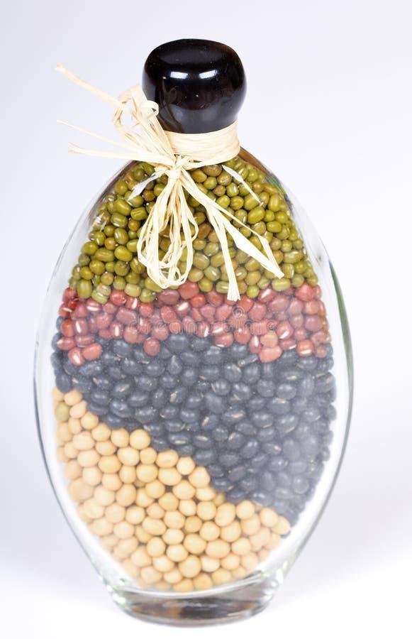 Coloured pepper stock photos