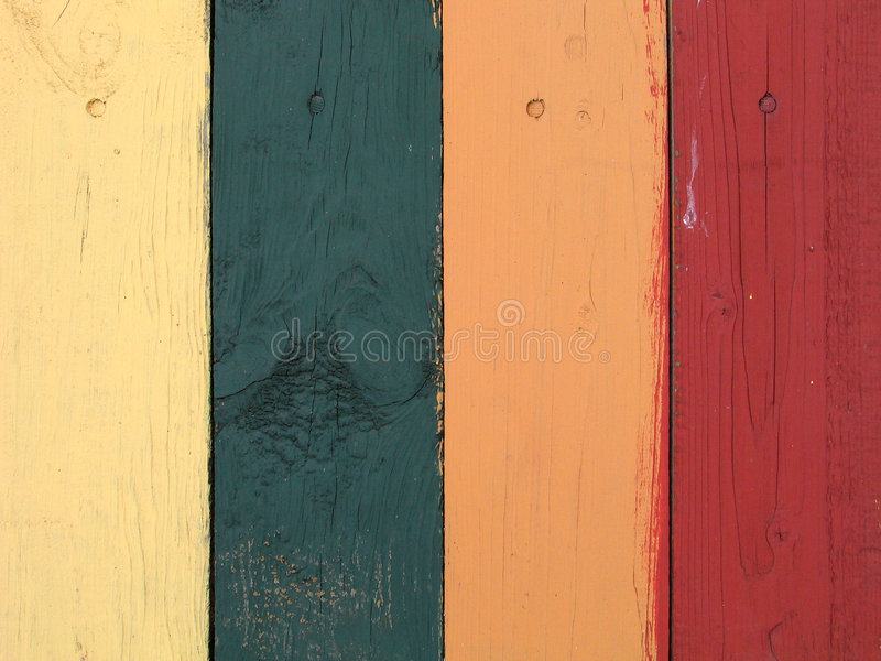 Download Coloured planks stock image. Image of wood, wooden, yellow - 165719
