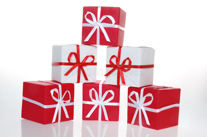 Download Coloured pyramid stock image. Image of gifts, christmas - 518633