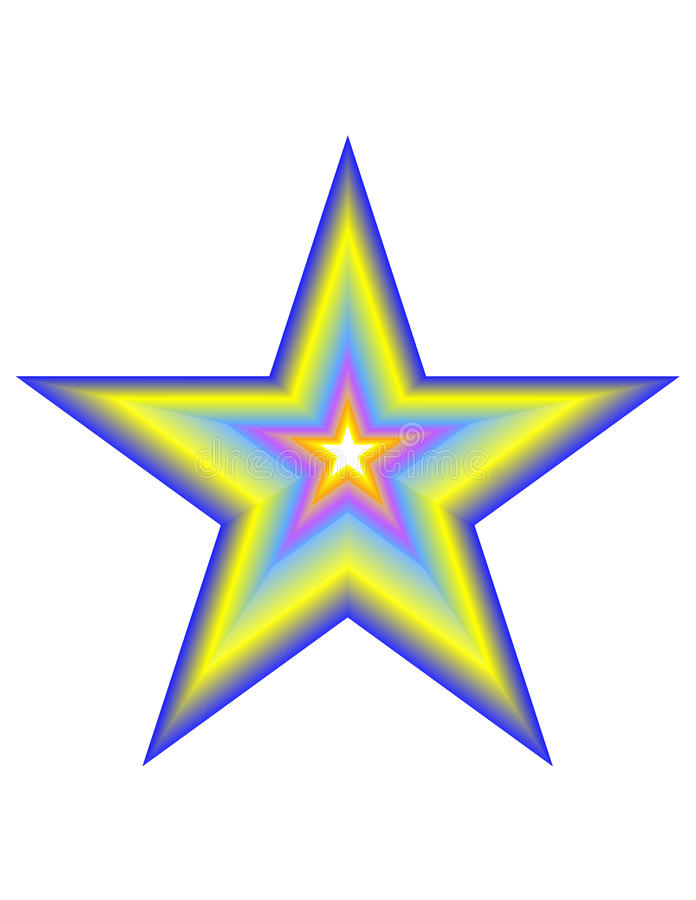 Free Coloured Star Stock Images - 11643984