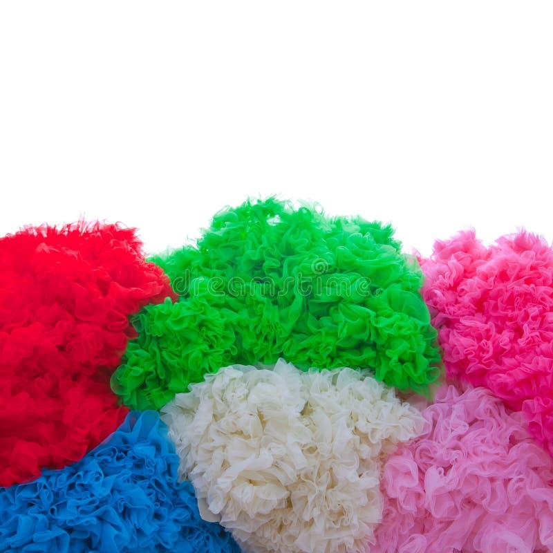 Coloured tekstury obrazy stock