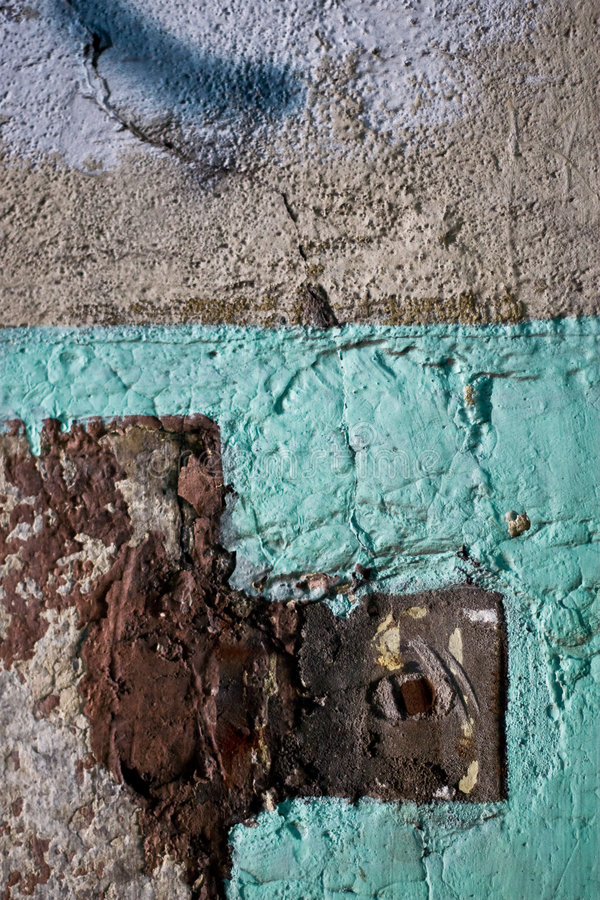 Free Coloured Wall Stock Photo - 3058260