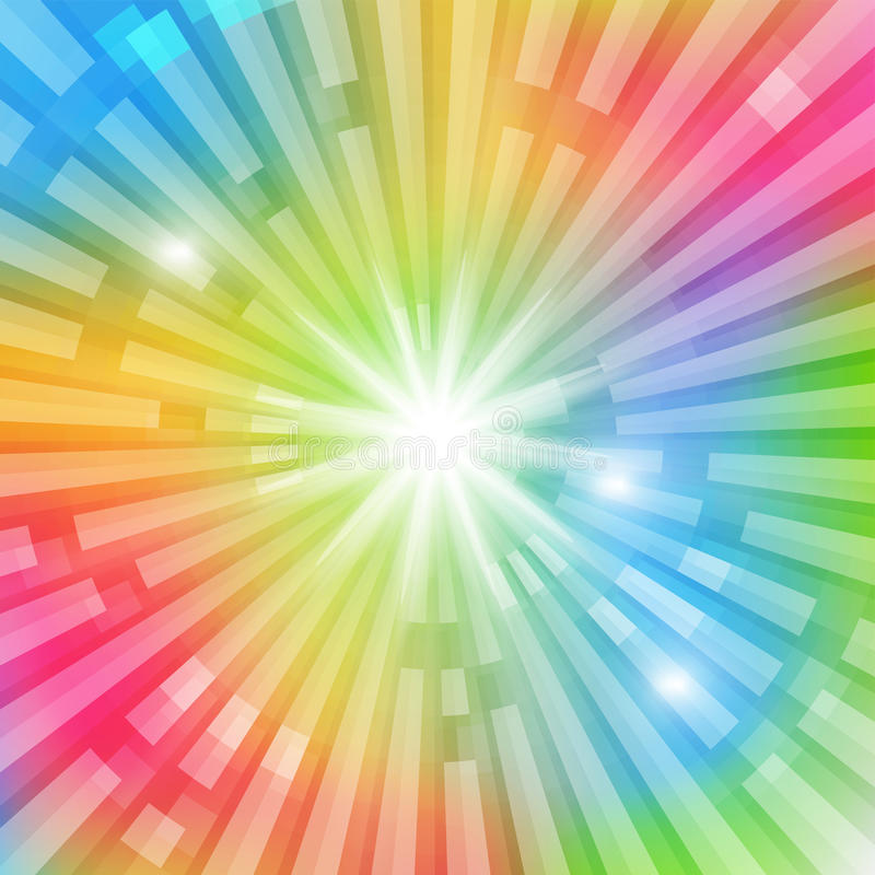 Colourful abstract background. Vector illustration vector illustration