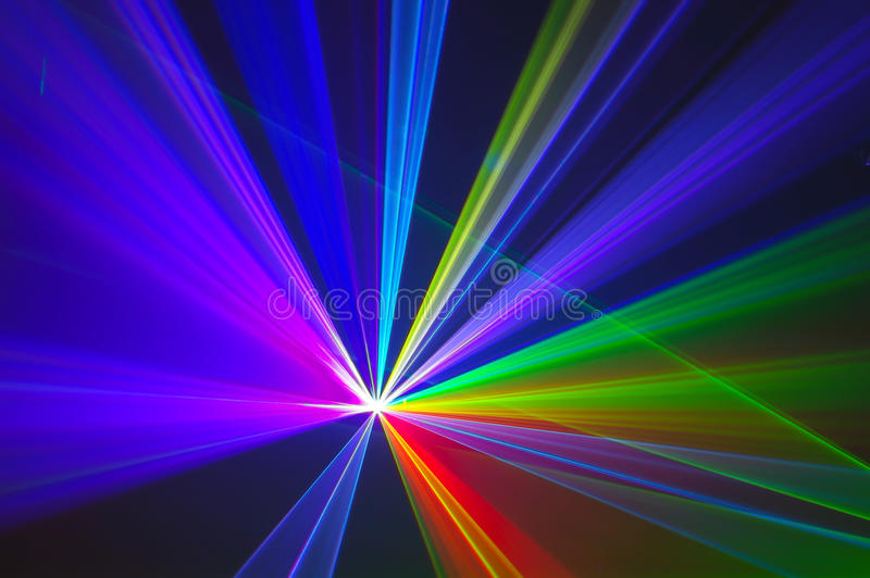 Colourful abstract Laserlight Background with space for text or. A beautiful multi-color laser multi-format commonly used party look like a fantasy. Like Deep stock image